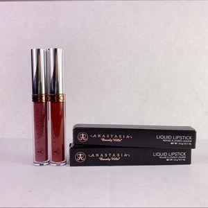 Anastasia Beverly Hills Liquid Lipstick Bundle